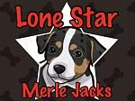 Lone Star Merle Jacks